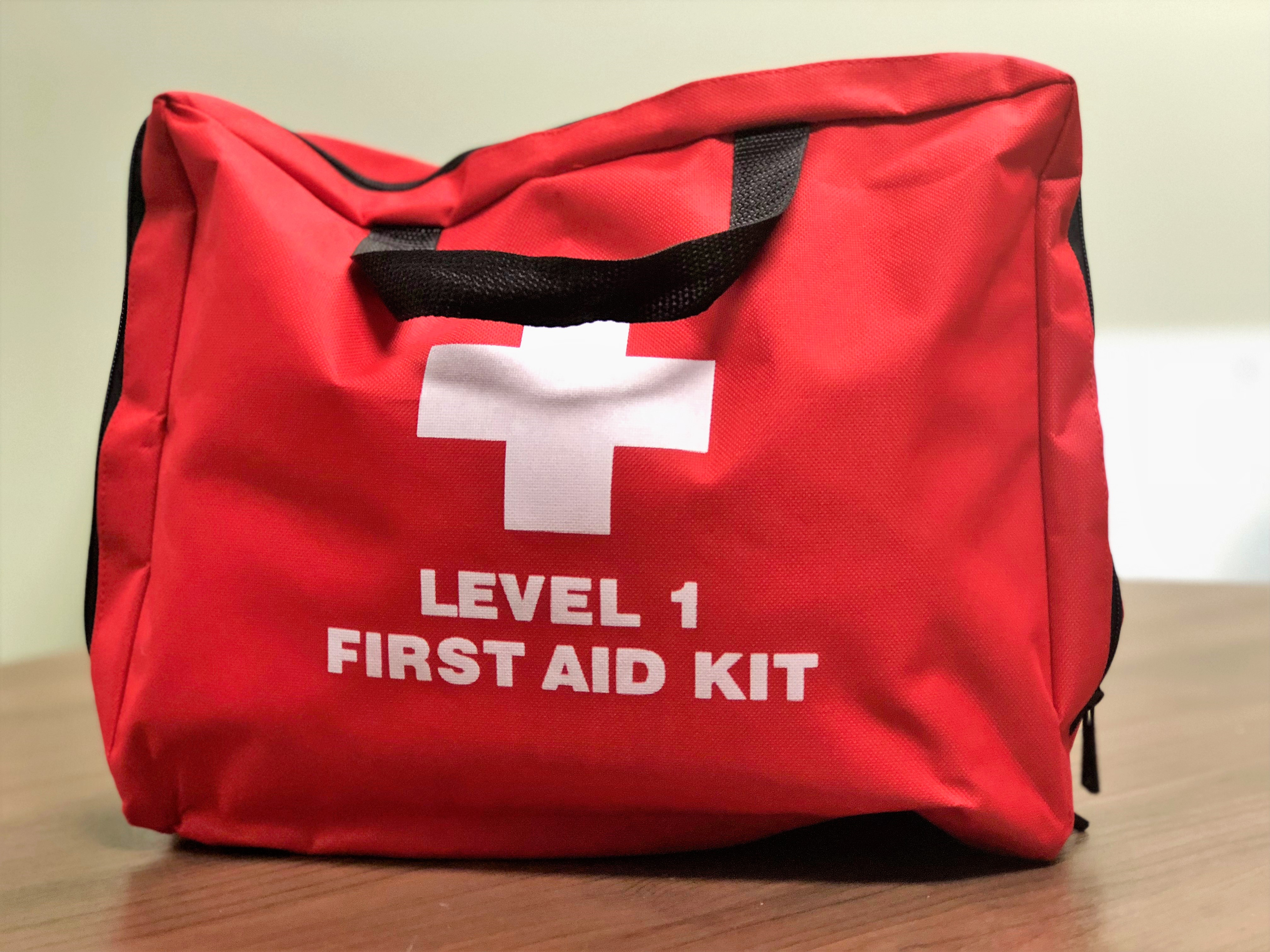Universal Health and Safety First Aid Kit Level 1